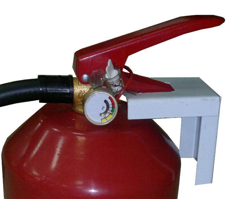 Подставки для огнетушителей п15 и п20 - напольные и настенные 24